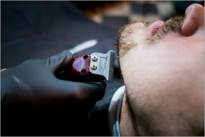 Стрижка бороды и усов: Фото 2